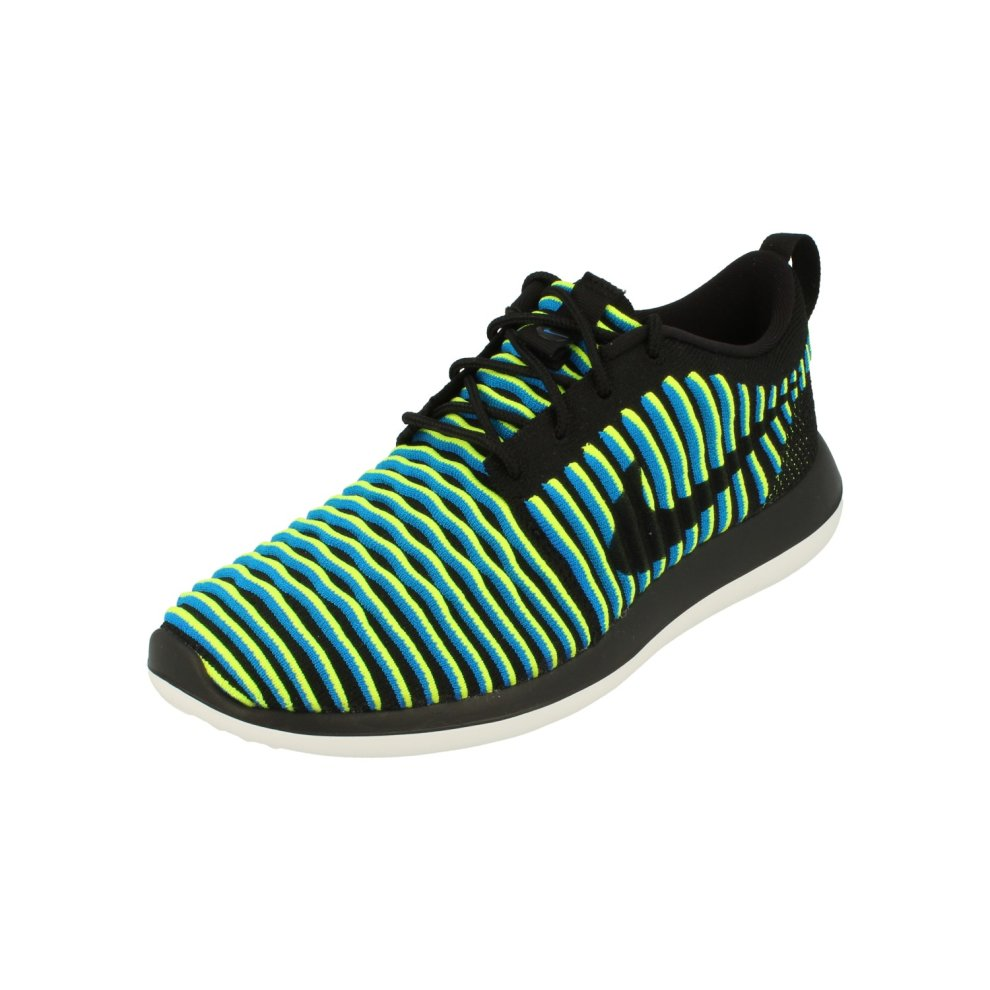 (4.5) Nike Womens Roshe Two Flyknit Running Trainers 844929 Sneakers Shoes