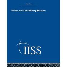 Politics and Civil Military Relations - Used