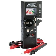 Battery Bulb Fuse and Continuity Tester