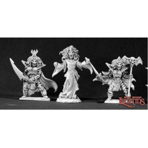 Reaper Dark Heaven Legends 03416 DHL Classics Female Undead