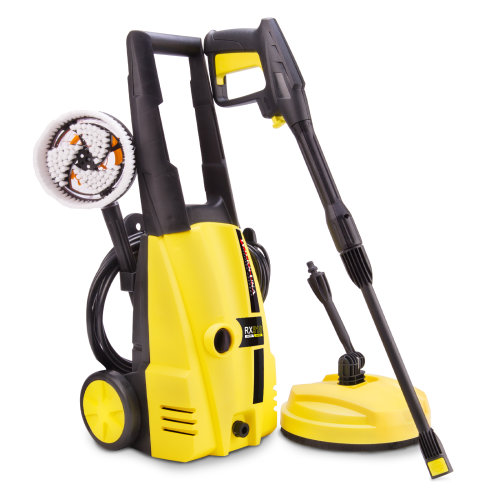 Wilks-USA RX510 Electric Pressure Washer |1950PSI Jet Washer Driveway & Patio Cleaner