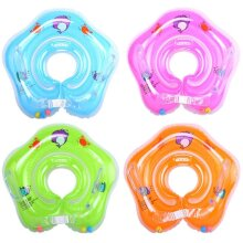 swimming pool and bath baby neck ring