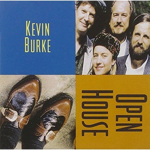 Kevin Burke - Open House [CD]
