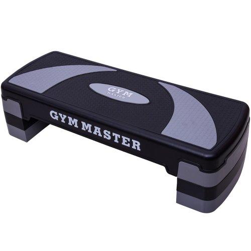 (3 Level) Gym Master Adjustable Fitness Step | Home Exercise Cardio & Aerobic Step