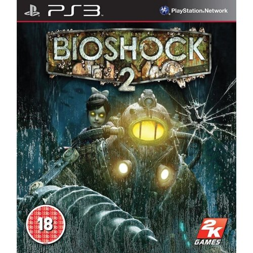 BioShock 2 PS3 Game