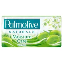 Palmolive Naturals Moisture Care Bar Soap with Olive (3x90g) - Pack of 6