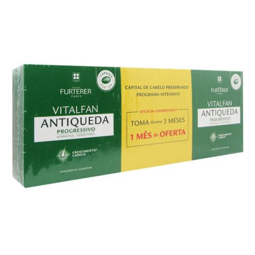 Rene Furterer Vitalfan Progressive Anti-Fall 3x30 capsules