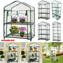 2/3/4/5 Layer Mini Greenhouse Outdoor PVC Cover Plant Walk In Grow Bag Garden