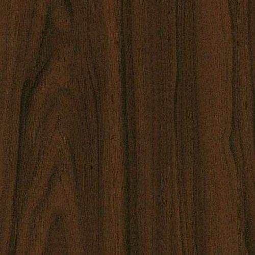 d-c-fix Sticky Decorative Self-Adhesive Wood Vinyl Fablon Walnut 450mm/m
