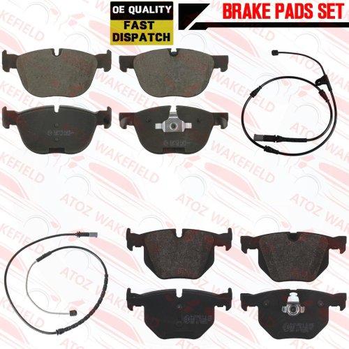 1x Fits BMW X5 E70 xDrive 40d Mintex Rear Brake Pad Wear Indicator Sensor