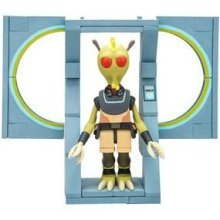 Rick and Morty - The Discreet Assassin Mini Construction Set