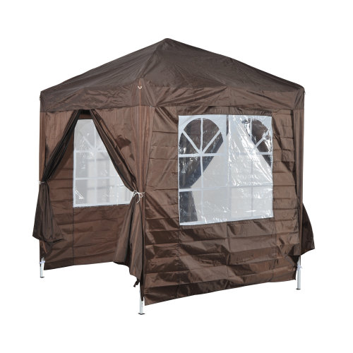 Outsunny 2m x 2m Pop-Up Gazebo | Party Tent Marquee