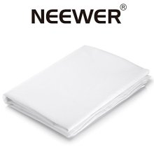 Neewer 12x5 feet3 6x1 5 Meters Nylon Silk White Seamless Diffusion Fabric for Photography Softbox Light Tent and DIY Lighting Modifier