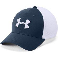 Under Armour UA Classic Mesh Cap, Classic Fit Baseball Cap, Functional Snapback Men