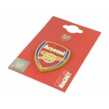 Arsenal FC Official Football Crest Fridge Magnet