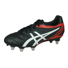Asics Lethal Scrum SG Mens Rugby Boots - Black
