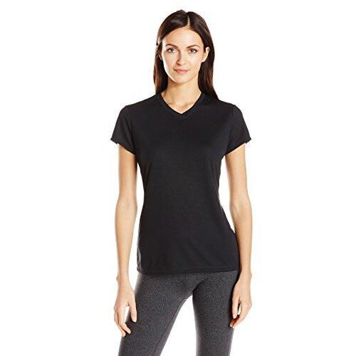 ASICS Women's Ready Set Short Sleeve Top Black Small