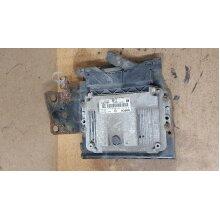 VAUXHALL ASTRA H - ECU AND BRACKET 1.7 CDTI - 55560810 - Used