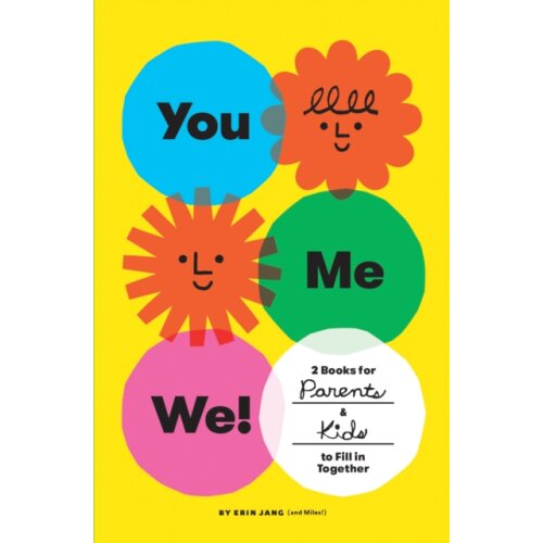 You Me We Set of 2 Fill-in Books by Jang & Erin