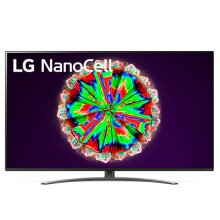 "LG NanoCell NANO81 49NANO816NA TV 124.5 cm (49"") 4K Ultra HD Smart TV Wi-Fi Black"