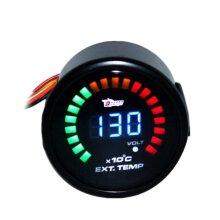 Auto CAR Analog LED Digital Exhaust Gas Temp Temperature EGT Gauge