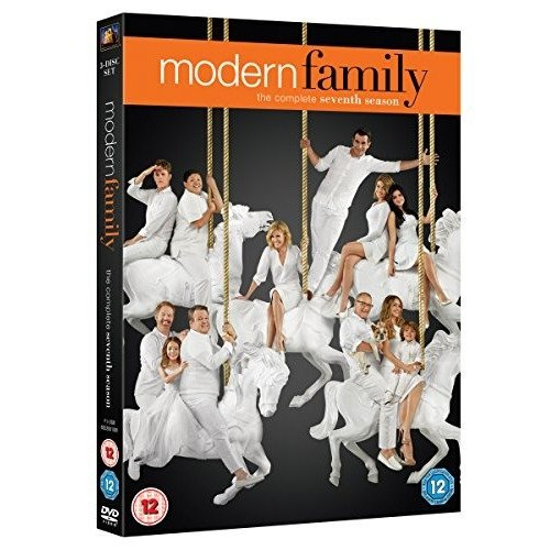 Modern Family Season 7 DVD [2016]