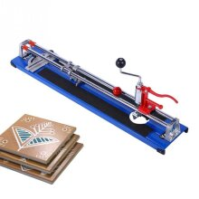 Manual Tile Cutter Ceramic Porcelain Floor Wall Cutting Machine 600MM