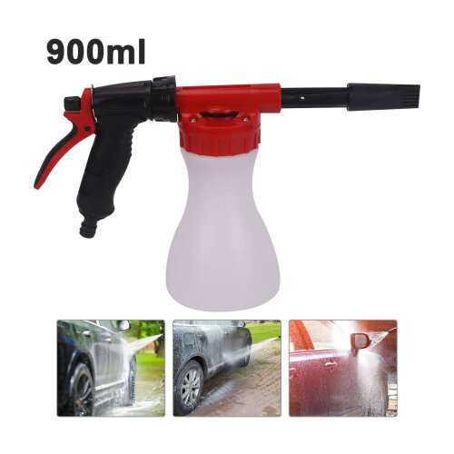 Snow Foam Car Wash Spray Gun Hose Pipe