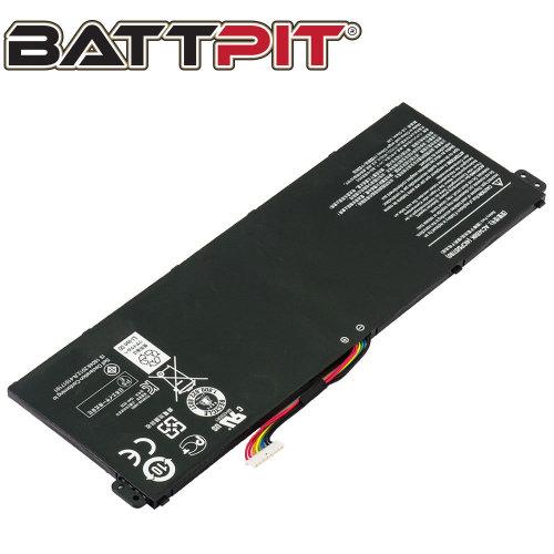 BattPit Battery for Acer AC14B3K AC14B8J AC14B8K KT.00403.027 Aspire E3-111 E3-112 E3-112M E5-771 E5-771G ES1-311 ES1-421 ES1-511 [2200mAh/33Wh]