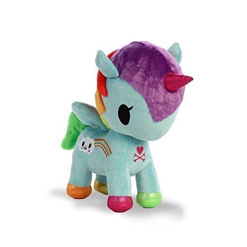 "Aurora World 15654 19-inch ""pixie Unicorno"" Plush Toy - Unicorno Tokidoki Pixie -  unicorno tokidoki pixie plush toy 19 aurora large cuddly soft"