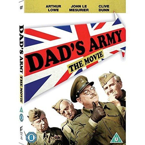 Dads Army - The Movie DVD [2015]