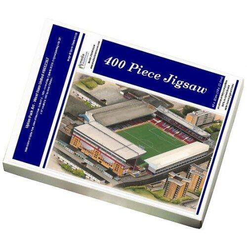 Upton Park Art - West Ham United (Jigsaw Puzzle)