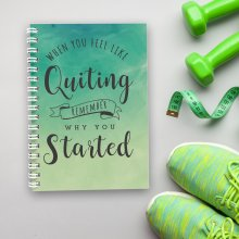 Slimming Food Diary SW Compatible Diet Planner Weight Loss Journal