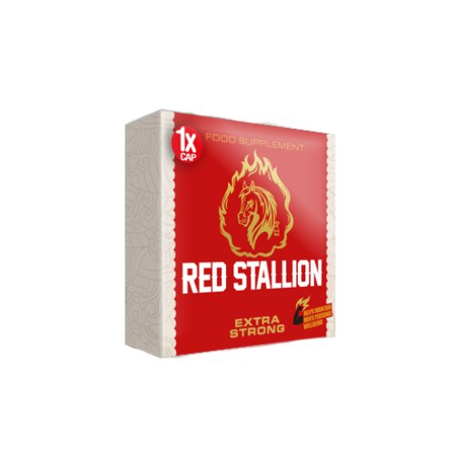 Red Stallion Extra Strong Male Supplement (1 Caps)