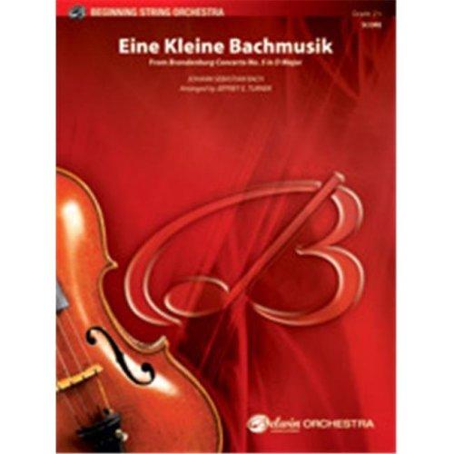 Alfred 00-38398 EINE KLEINE BACHMUSIK-BBS