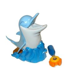 Dolphin Bubble Game