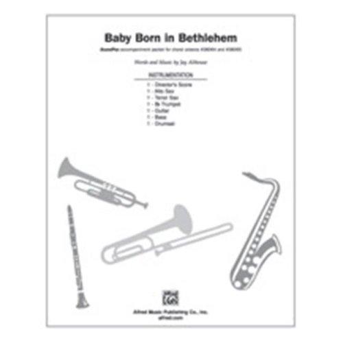 Alfred 00-38067 BABY BORN IN BETHLEHEM-SPX