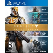 Destiny The Collection PlayStation 4 Standard Edition