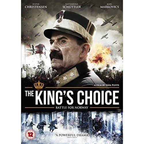 The Kings Choice DVD [2018]