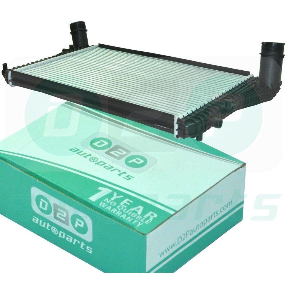 1K0145803CA 1K0145803BM LADELUFTKÜHLER AUDI TT 2.0 TDI NEU 06-