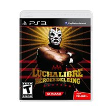 Lucha Libre AAA: Heroes of the Ring (Playstation 3) (New)