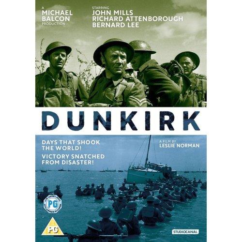 Dunkirk DVD | 1958