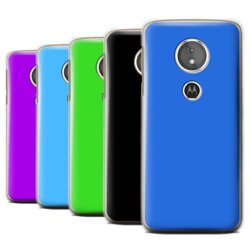 Colours Motorola Moto E5 2018 Phone Case Transparent Clear Ultra Slim Thin Hard Back Cover for Motorola Moto E5 2018