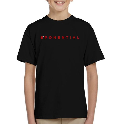 Exponential Kid's T-Shirt