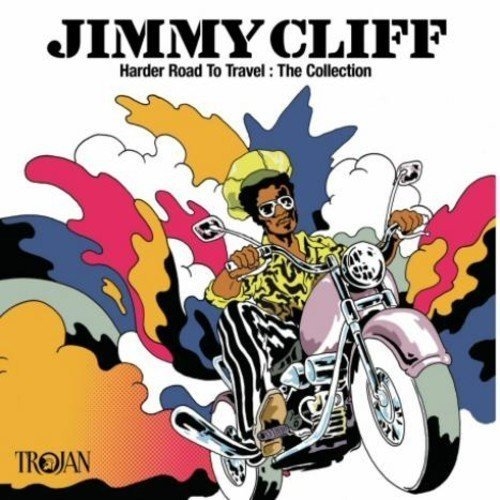 Jimmy Cliff - Harder Road to Travel: the Collection [CD]