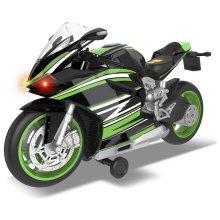 Teamsterz Street Starz Motorbike - Black
