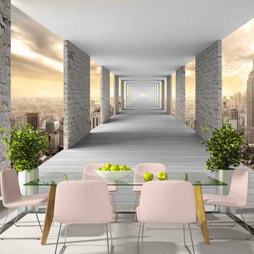 (300x210) Wallpaper - Skyward Corridor