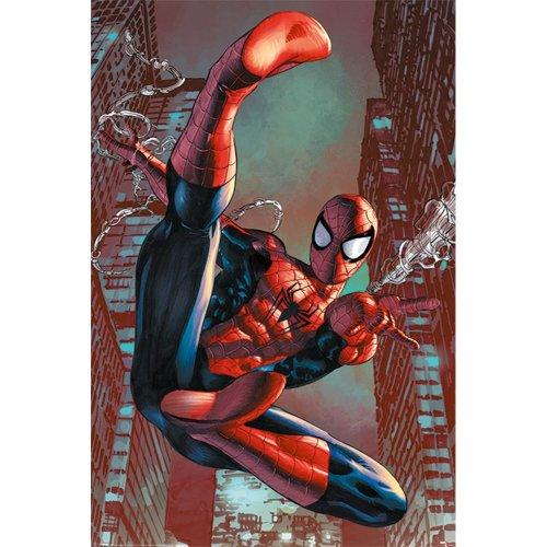 """Poster - Studio B - Spiderman - Web Sling 36x24"""" Wall Art P4010"""