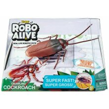 Zuru Robo Alive Cockroach Robotic Pet