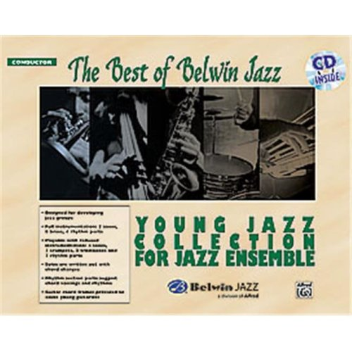 Alfred 00-29831 BEST BELWIN JAZZ:YOUNG JZ-CS&CD